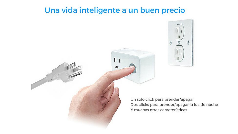 Contacto Inteligente WIFI