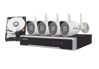Kit IP Inalámbrico WIFI 4MP HIKVISION