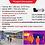 Thumbnail: Cámara Portátil para Medición de Temperatura Corporal / Lente Térmico 6.2 mm / I