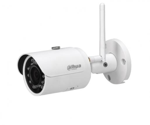 Cámara Dahua IP inalámbrica WIFI 3MP 100º de visión 30m IR