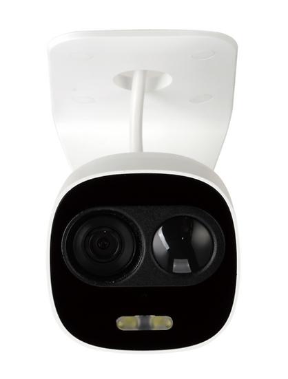 DAHUA HFW1831CPIR - Camara IP bullet 4K/ Disuasion Activa/ 8 Megapixeles/SD