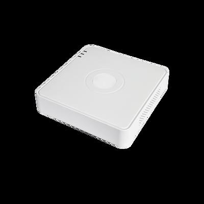 DVR HIKVISION 1080P Lite/ 8 Canales TURBOHD + 2 Canales IP / 1 Bahía de Disco D.