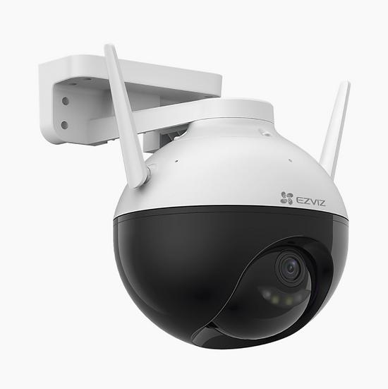 Cámara EZVIZPT IP 2 Megapíxel / Wi-Fi / Detección Humana / Visión Nocturna Color