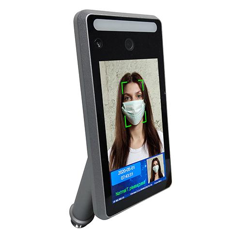 Terminal Secucore Facial con Control de Acceso y Temperatura