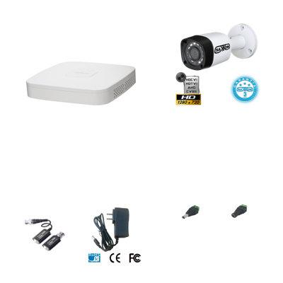 Kit de DVR Dahua con cámara Saxxon de 1 MP