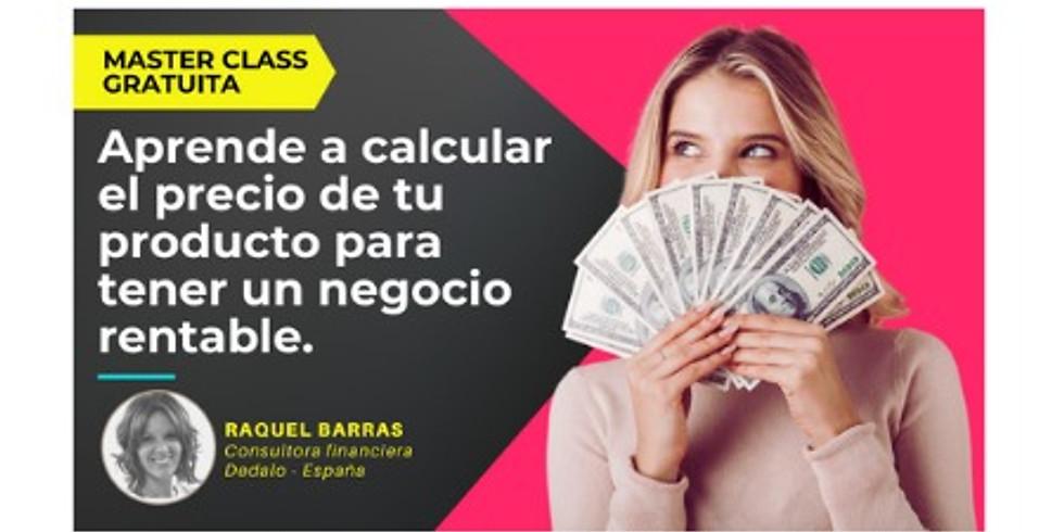 Aprende a calcular el precio de tu producto para tener un negocio rentable