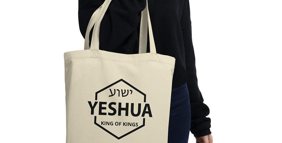 Yeshua is King Eco Tote Bag