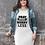 Thumbnail: Pray More - T-Shirt White Dress