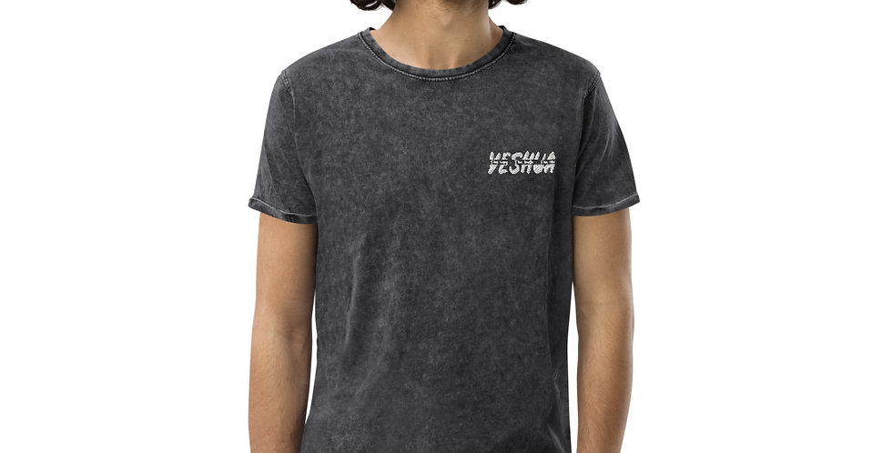 The way, The truth, The Life - Denim T-Shirt