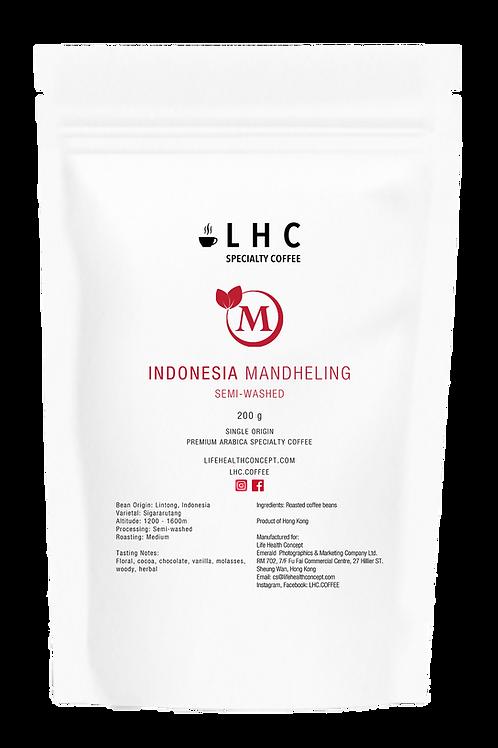 Indonesia Mandheling Washed