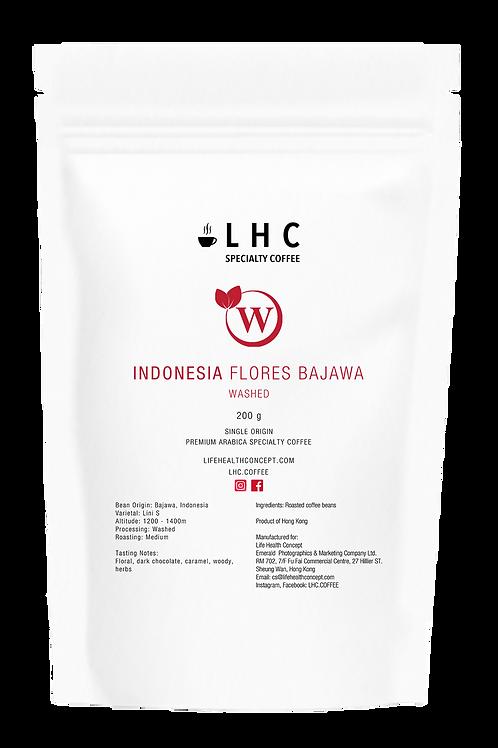 Indonesia Flores Bajawa Washed