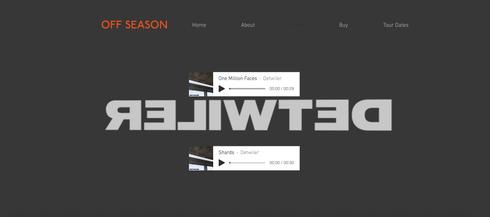 Digital Accelerator website