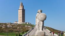 A Coruña, İspanya