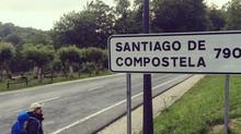 Filinta Camino de Santiago'da