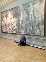 Painting/Memory, Crossing the Rapido