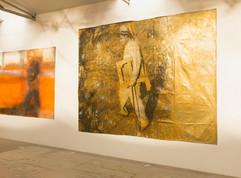 Artist's Studio, Mayo.with Enclosed Fiel