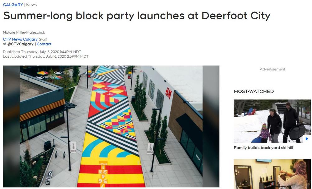 Block Party CTV News