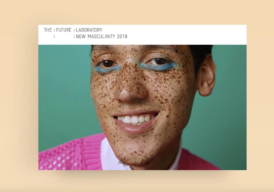 New Masculinity 2018