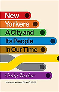 New Yorkers: A City and Its People in Our Time Book Cover