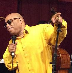 Frank Senior Performing