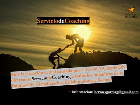 Servicio de Coaching para Beneficiarios, Colaboradores y Socios