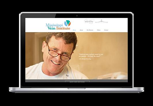 Website Mock Up