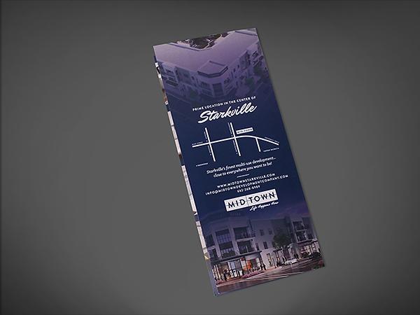 Back of Bi-Fold Brochure