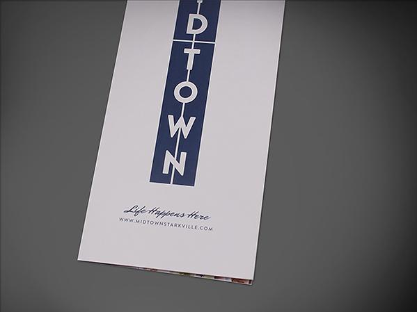 Front of Bi-Fold Brochure