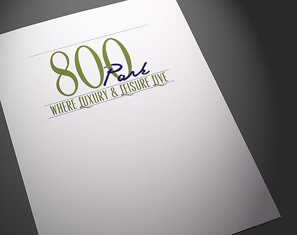 Folder design for condo