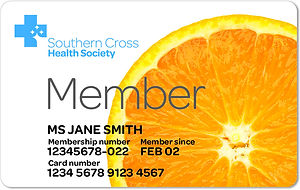 Southern Cross Health Society Easy-claim available for members