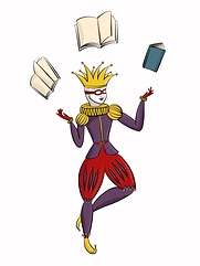 Joker of All Trades Book Juggler.png