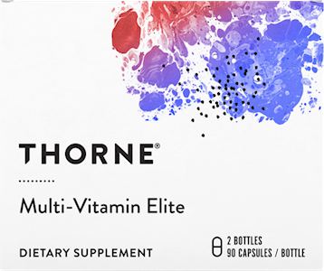 Thorne - Multi-Vitamin Elite A.M & P.M.