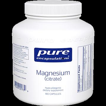 Pure Encapsulations - Magnesium Citrate