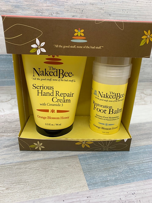 The Naked Bee - Hand & Foot Repair Kit