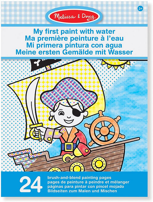Melissa & Doug My First Paint with Water