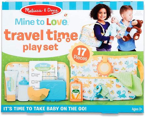 Melissa & Doug Mine to Love Travel Time Playset
