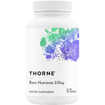 Thorne - Basic Nutrients 2/Day