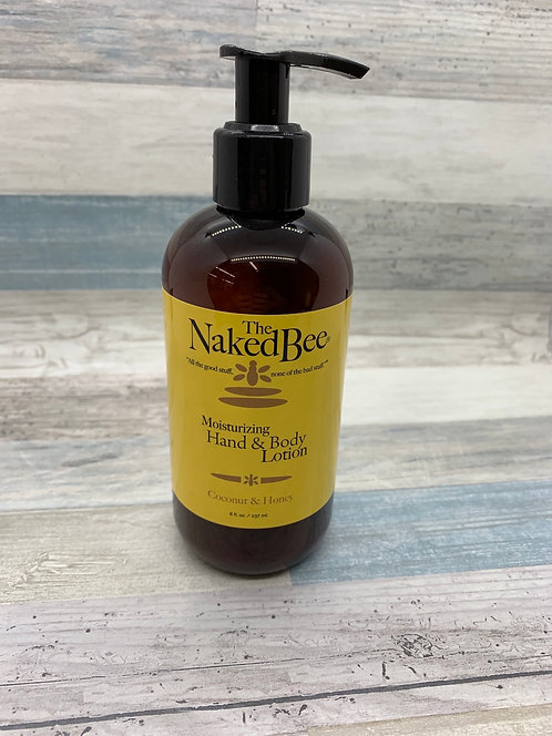 The Naked Bee - Moisturizing Hand & Body Lotion