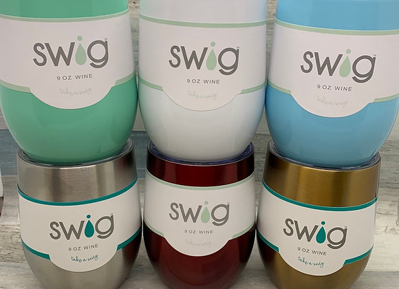 Swig - 12 oz. Stemless Wine Cup