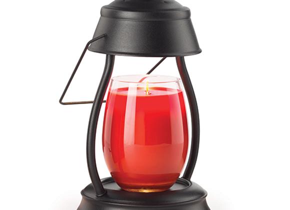 Hurricane candle warmer