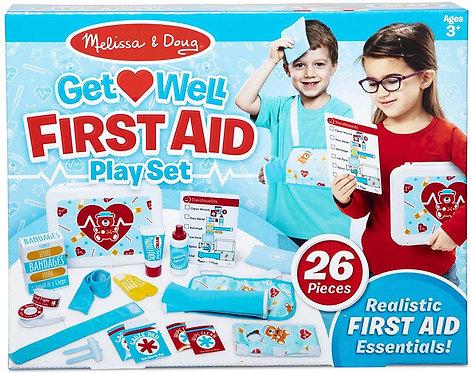 Melissa & Doug First Aid Playset