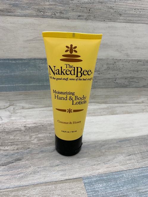 The Naked Bee - Coconut & Honey Moisturizing Hand & Body Lotion