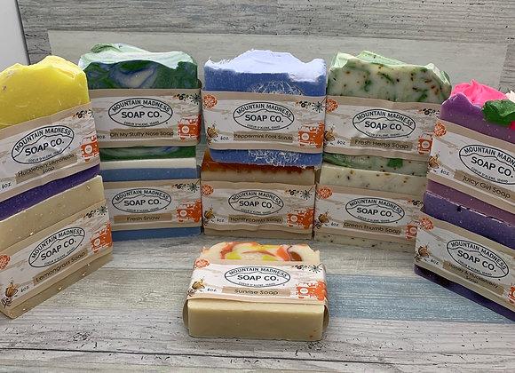 Mountain Madness Soap Company - Bar Soap