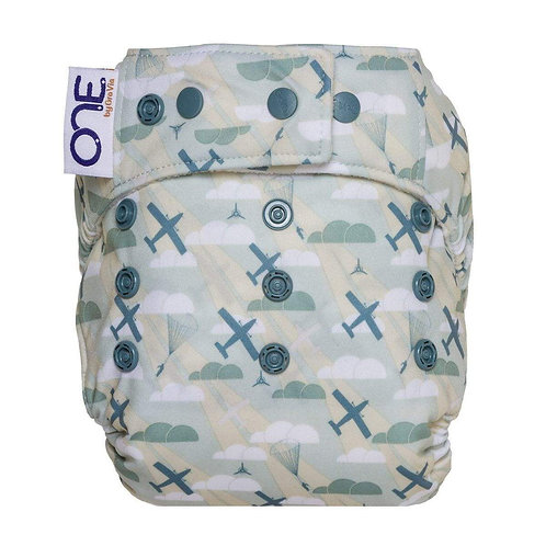GroVia ONE Cloth Diapers