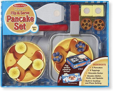 Melissa & Doug Flip and Serve Pancake Set