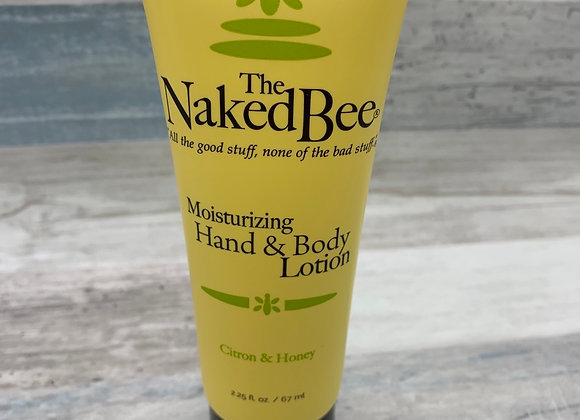 The Naked Bee -  Citron & Honey Moisturizing Hand & Body Lotion