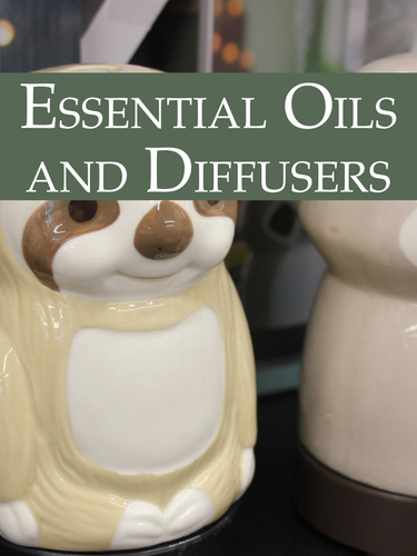 Essential Oils & Diffusers Coollection.p