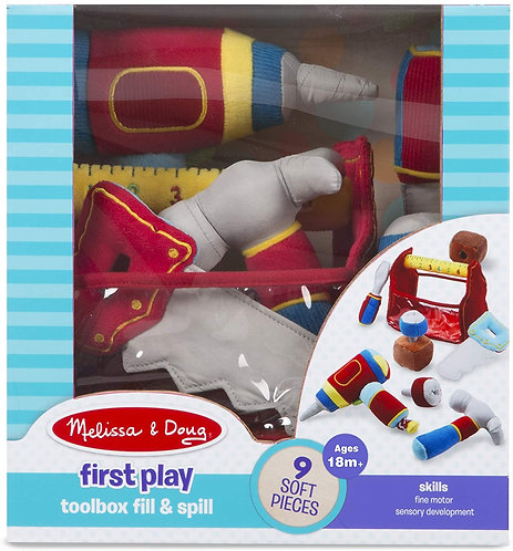 Melissa & Doug Fill and Spill Toolbox