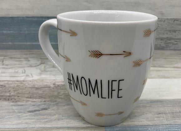 #MOMLIFE Ceramic Mug