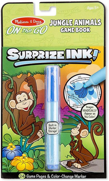 Melissa & Doug Surprise Ink Jungle